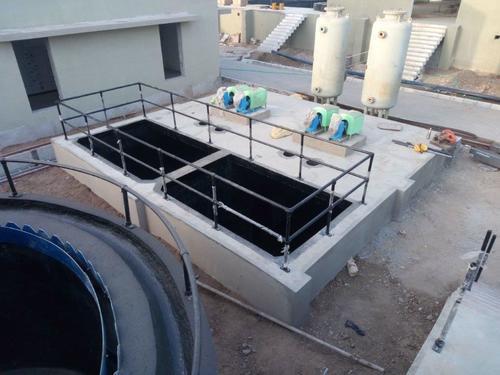 Corrosion Free Railing