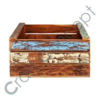 Reclaim Wooden Box