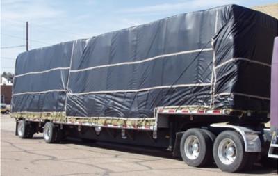 Truck Tarpaulin Plastic Cover
