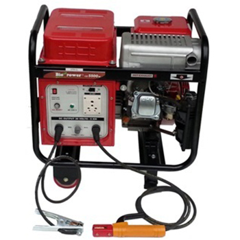 Portable Welding Generator 175 Amp with 3KVA AC
