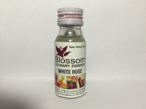 White Rose Culinary Essence