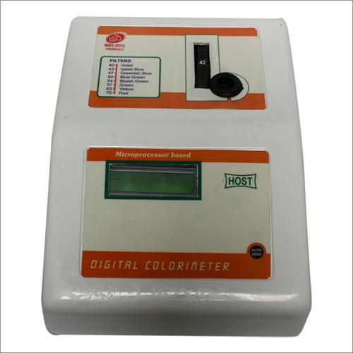 Photo Colorimeter
