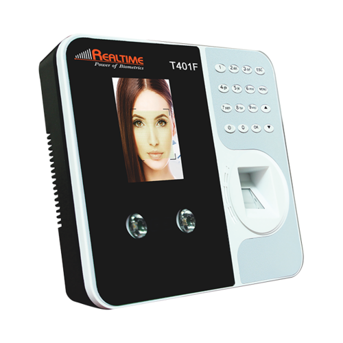 Biometric Solution for Time Attendance