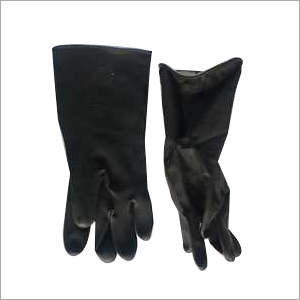 Highly Chemical Resistant Gloves