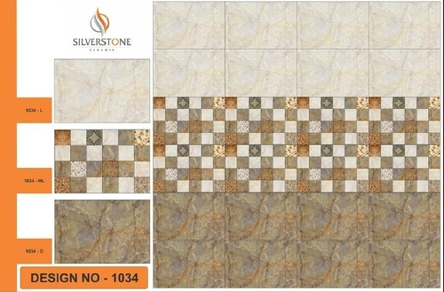 10x15 Latest Design Tiles Morbi