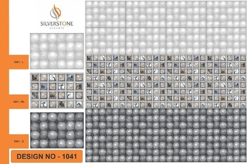 Latest Desing Tiles 10x15 India