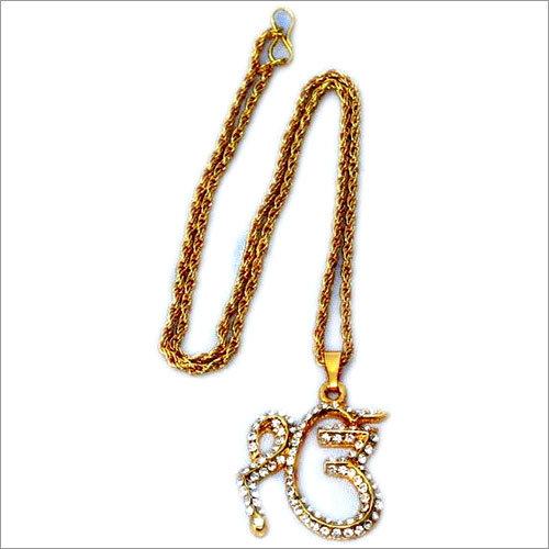 Ik Onkar With Chain