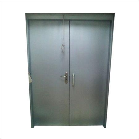 Metal Fire Retardant Doors