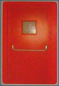 Fire Protected Combined Doors