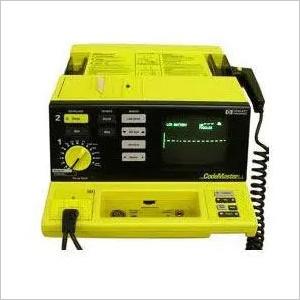 Defibrillator Monophasic / Biphasic