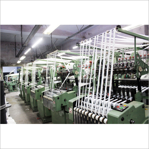 Zipper Making Machine