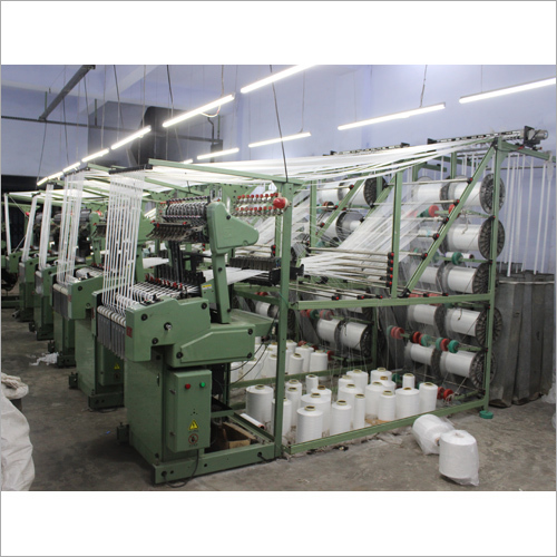 Zipper Roll Making Machine