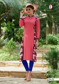 Sweet Heart Vol -1 Rayon Printed Kurtis