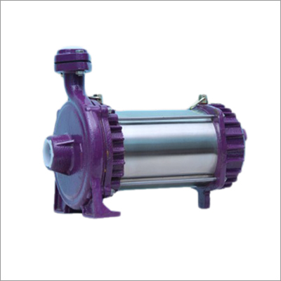 Single Phase Horizontal Open Well Submersible Pumps
