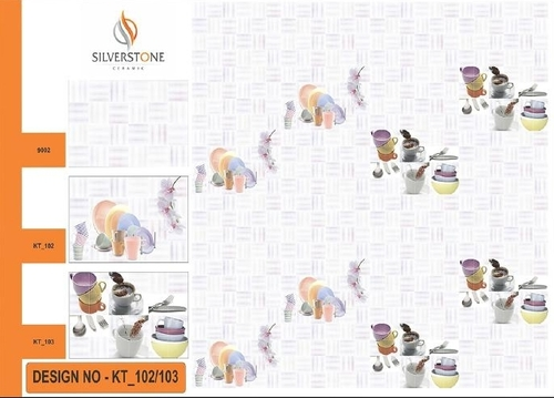 Kitchen Tiles 10 x 15 Export Quality