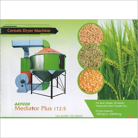 Cereals Dryer Machine