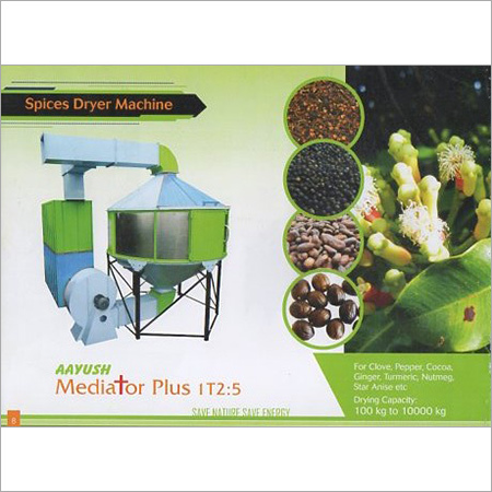 Spices Dryer Machine
