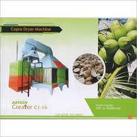Copra Dryer Machine
