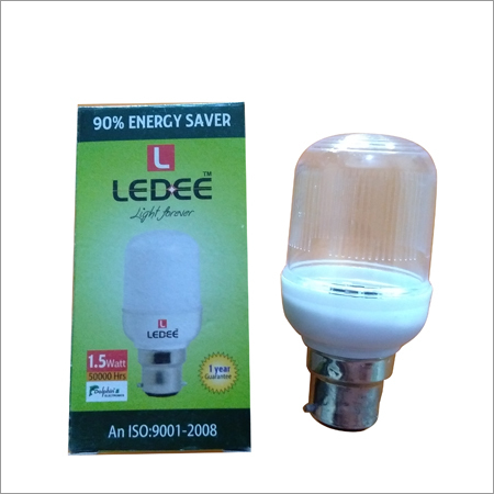 1.5 Watt LED Bulb