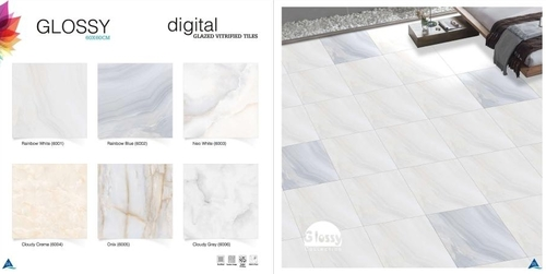 Glazed Vitrified Tiles 60x60cm