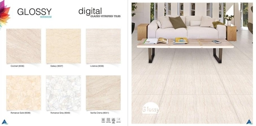 Latest Floor Vitrified Tiles 60x60cm