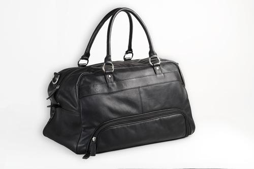 Leather Travel Duffels