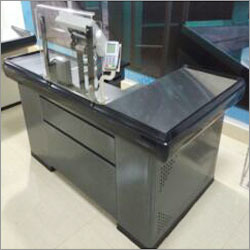 Cash Counter With Runner