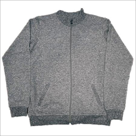Girls Zipper Sweatshirt