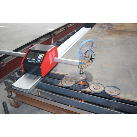 CNC Flame Plasma Cutting Machines