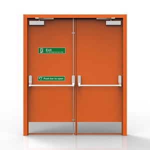 Fire Rating Metal Doors