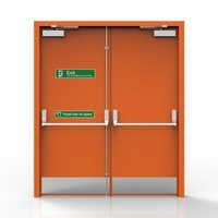Fire Rating Metal Doors