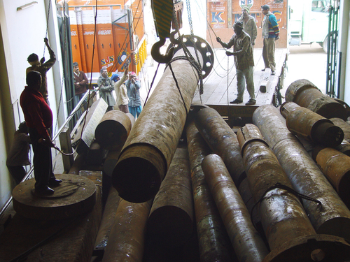 SHIP SHAFT (ALLOY STEELS)