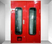 Electrical Shaft Doors