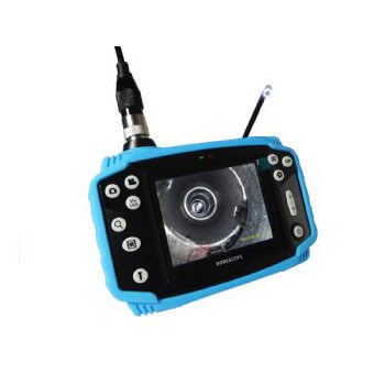 Digital Endoscope with LED Light