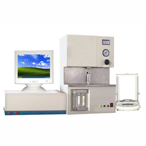 Carbon and Sulphur Analyser