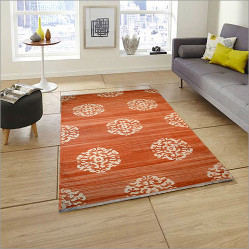 Cotton Handmade Bohemian Rug, Large Area Rug, Cotton Kilim Rug, Indian Rugs Carpets