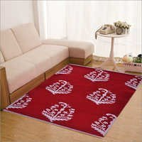 Aam Patta Cotton Flat Weave Rug
