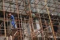 Cuplock Scaffolding on rent