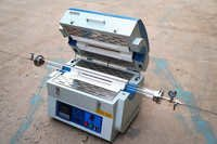 1200℃ Tube muffle furnace
