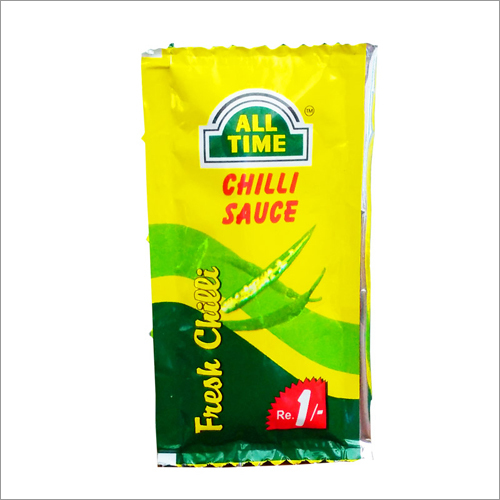 Chilli Sauce in Pouch
