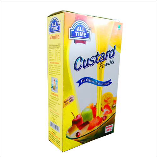 Flavoured Custard Powder