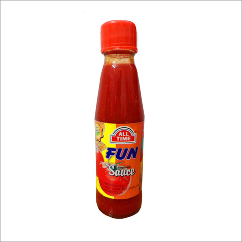Fun Sauce in Bottles