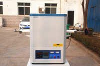 1700℃ Tube muffle furnace