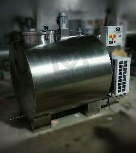 Bulk Milk Cooler 1000 Lt
