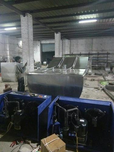 Bulk Milk Cooler 5000 Lt