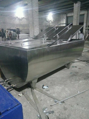 Bulk Milk Cooler 3000 Lt