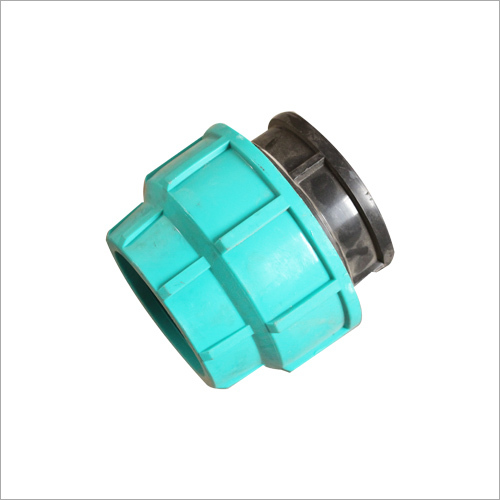 End Cap PP Compression Fitting