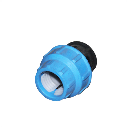 Female HDPE Compression Fitting