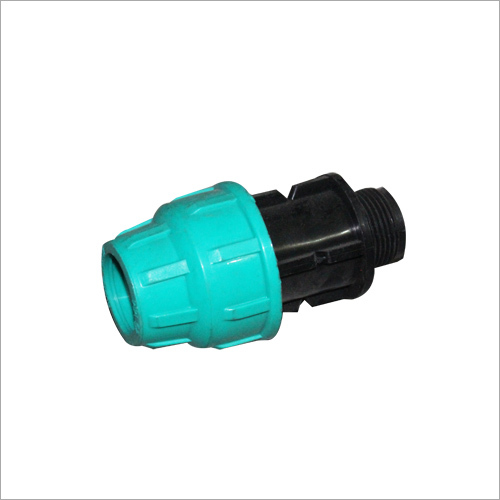 Male HDPE Compression Fitting