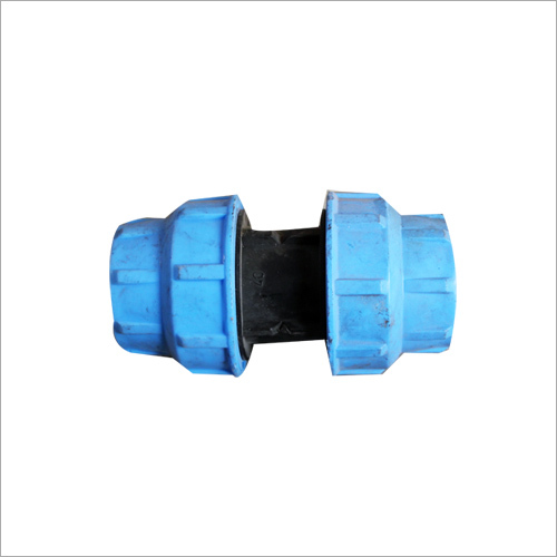 Plastic Compression Pipe Fitting